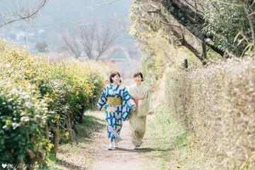 misaki × mio Friends | フレンドフォト(友達)