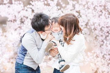 Yukiko Family | 家族写真(ファミリーフォト)