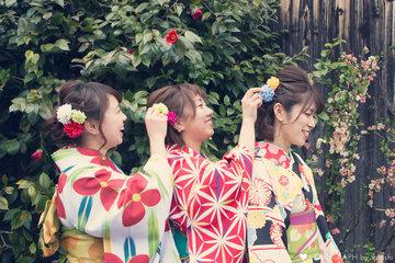 mayu × moka × erina | フレンドフォト(友達)