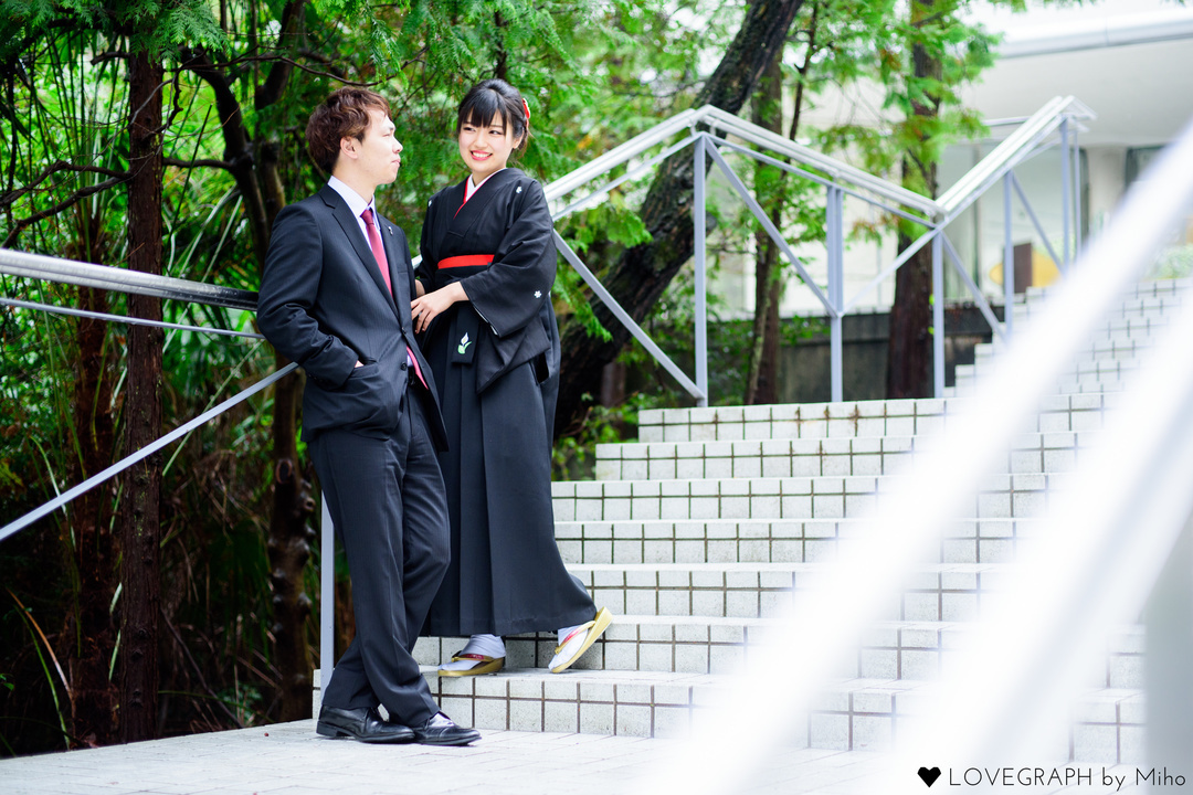 Nao×Ryosuke | カップルフォト