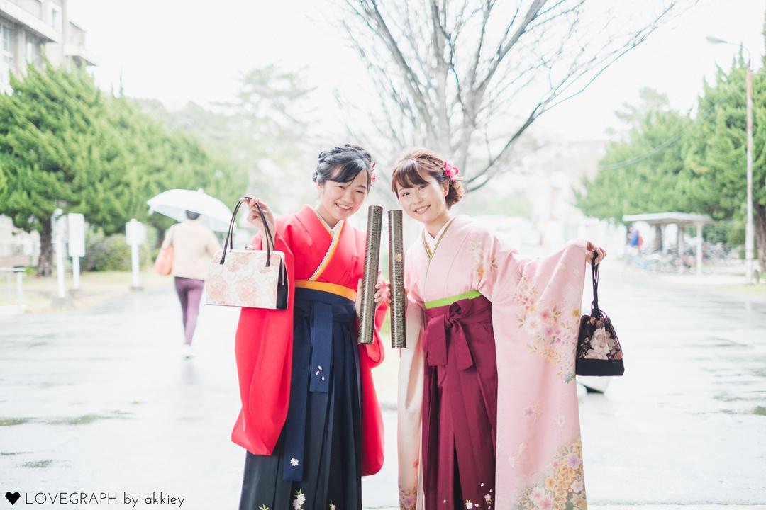 Miki and Kaori   フレンドフォト(友達)