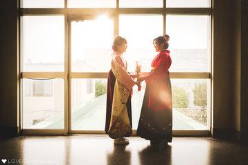Miki and Kaori | フレンドフォト(友達)