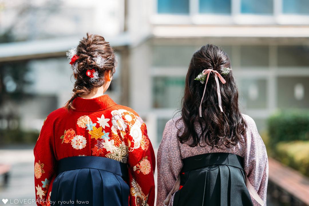 WAKANA × AYAKA | フレンドフォト(友達)