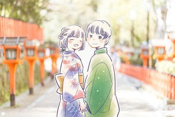 Yui×Kei | カップルフォト