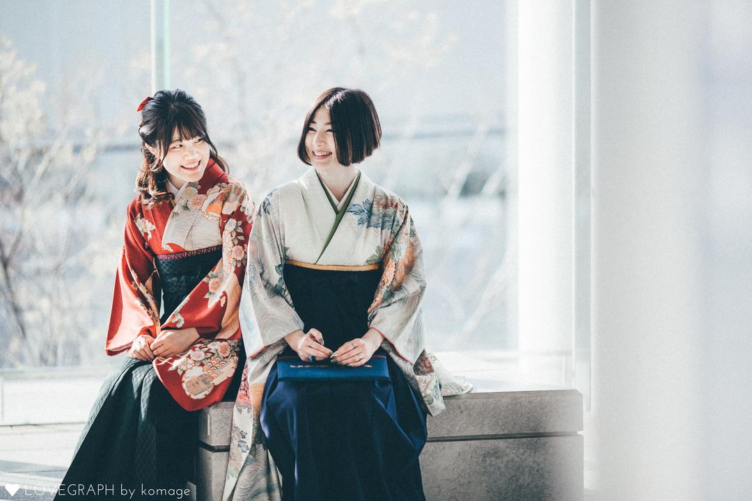Arisa × Momo | フレンドフォト(友達)