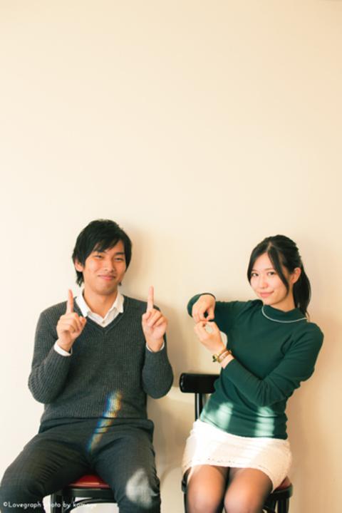 Takahiro × Madoka | カップルフォト