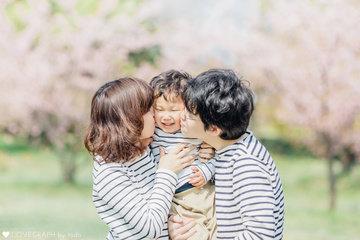 Kazuki × Naoya × Hinata | 家族写真(ファミリーフォト)