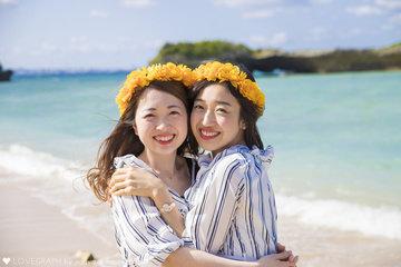 Saya × Risako | フレンドフォト(友達)
