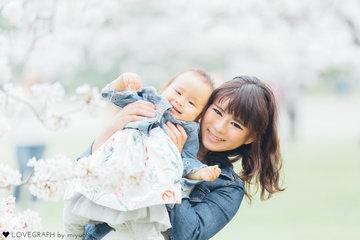 Meika×Tomoko | ファミリーフォト(家族・親子)
