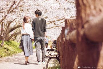 Naoto × Saki | カップルフォト