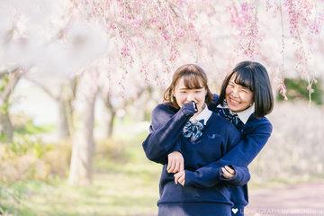 Idumi × Yuka | フレンドフォト(友達)