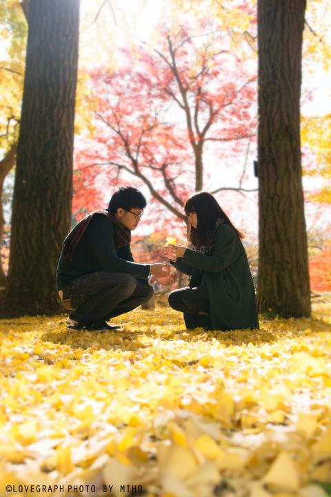 Hiroshi × Risa | カップルフォト