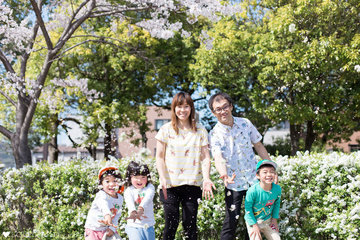 Yoshimura famiy | 家族写真(ファミリーフォト)