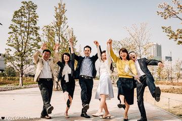 Yoichi×Rii Family | ファミリーフォト(家族・親子)