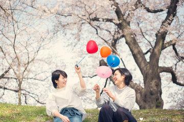 Haruka × Emi | フレンドフォト(友達)