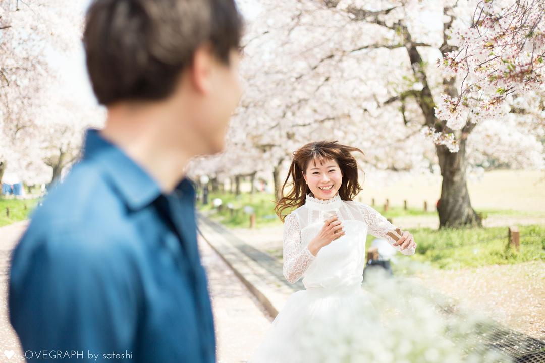 Yumi×Mitsunori   カップルフォト
