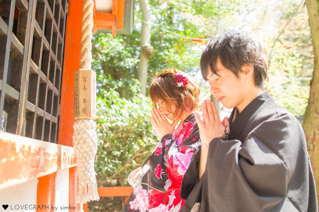 Riona × Yasuharu | カップルフォト