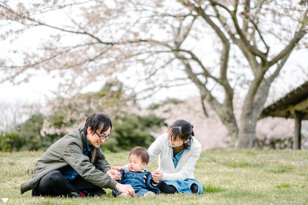 Yuki&Ai&Riku | 家族写真(ファミリーフォト)
