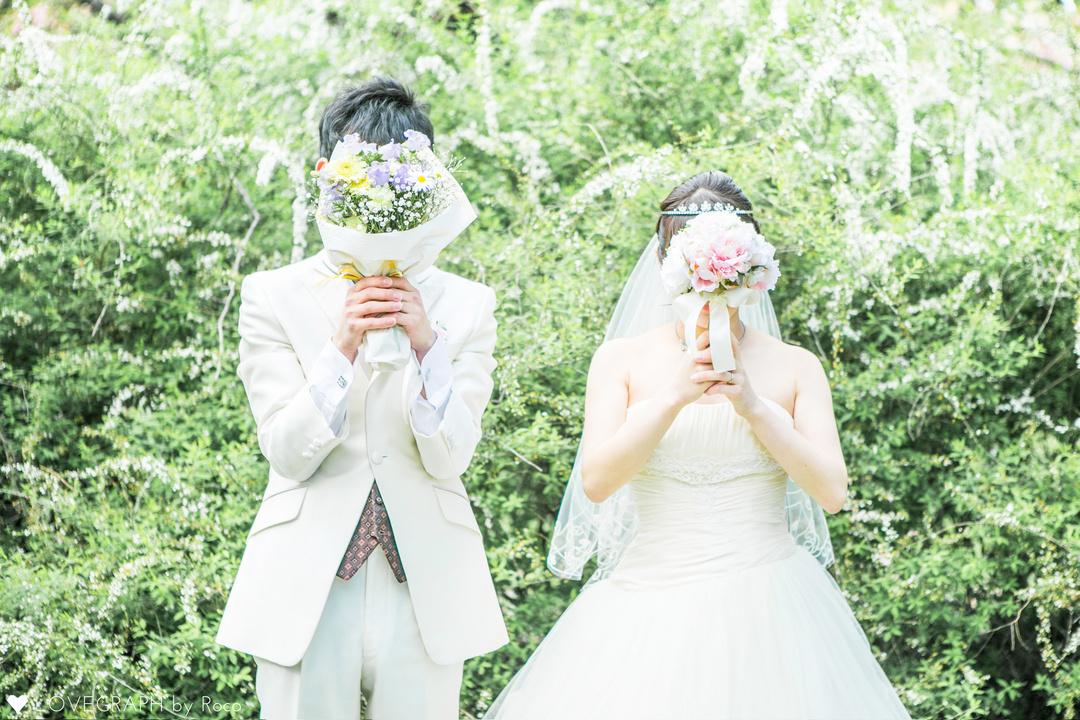 Hideki×Satomi | 夫婦フォト