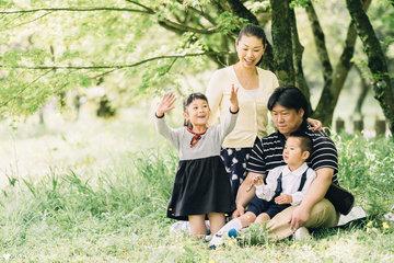 New Life of Madoka's Family | 家族写真(ファミリーフォト)