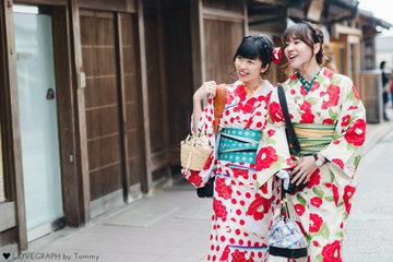 Haruna & Tomomi | フレンドフォト(友達)
