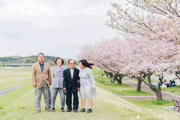 Akaogi Family | 家族写真(ファミリーフォト)