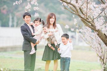 Kayamori Family | 家族写真(ファミリーフォト)