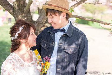 Ayaka × Kenta | 夫婦フォト