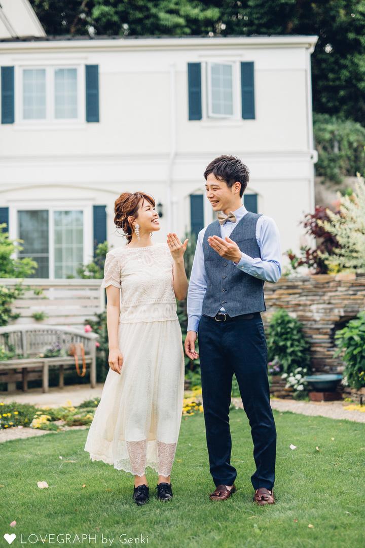 Hiroki × Asaha | 夫婦フォト