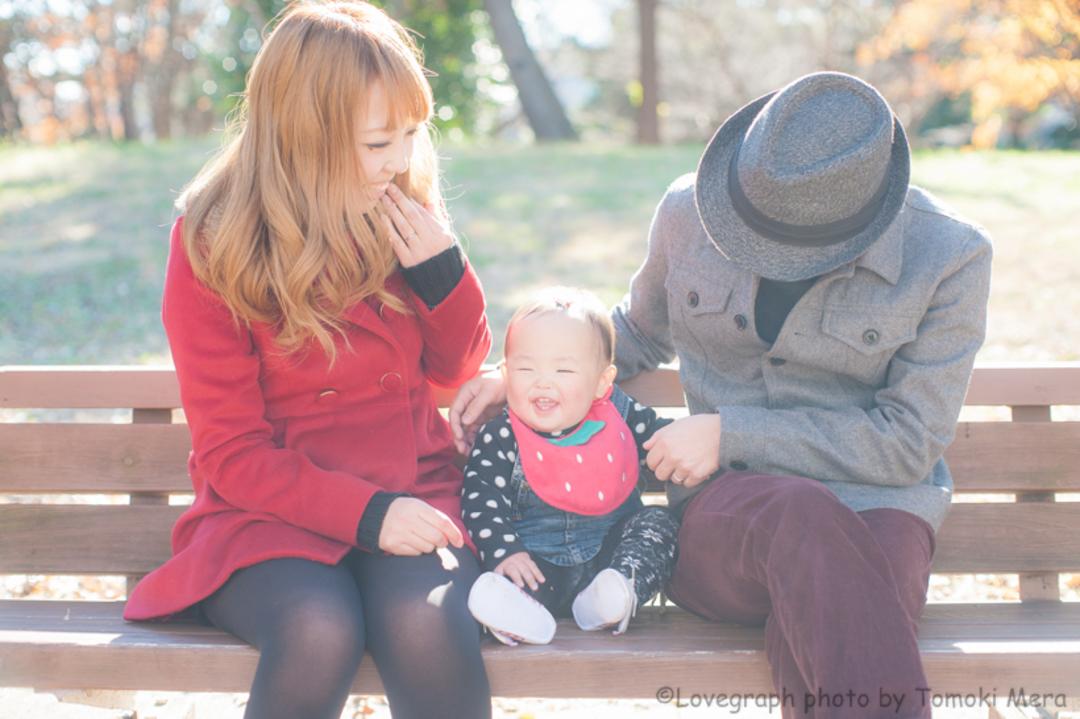 Dan × Akane × Rimana | ファミリーフォト(家族・親子)
