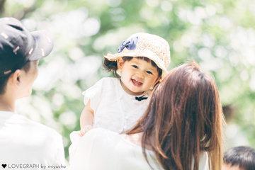 saki Family | 家族写真(ファミリーフォト)