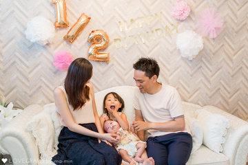 SatoMomoIroSuke   家族写真(ファミリーフォト)