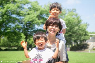 haruto&ayato | ファミリーフォト(家族・親子)