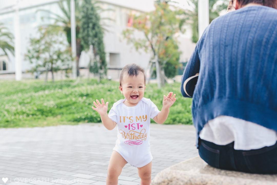 Airi 1st Birthday | 家族写真(ファミリーフォト)