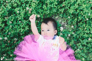 Airi 1st Birthday | ファミリーフォト(家族・親子)
