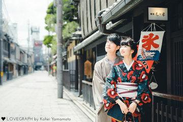 Taihei × Sanae | カップルフォト