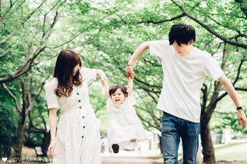 Fujishima Family | 家族写真(ファミリーフォト)