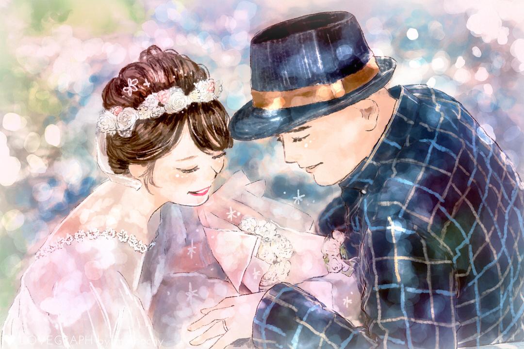 Youichi × Haruka | 夫婦フォト