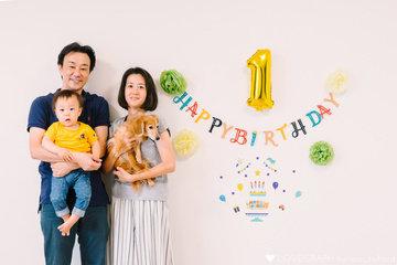 Ayato Family | 家族写真(ファミリーフォト)
