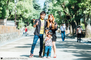 Oishi family | ファミリーフォト(家族・親子)