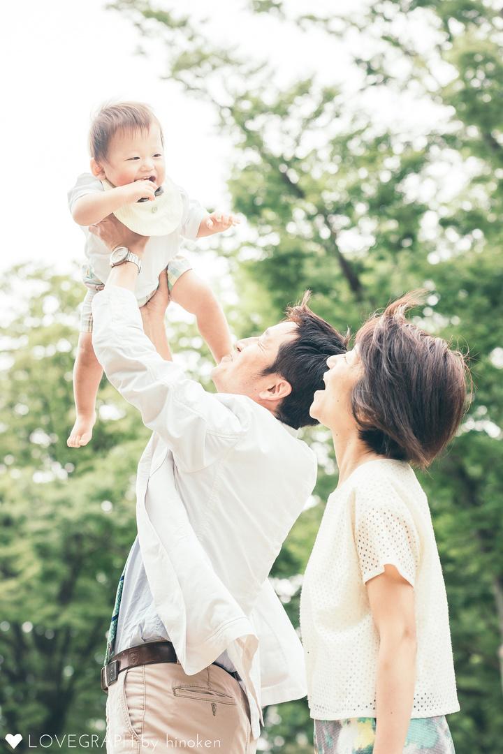 Tojo Family | 家族写真(ファミリーフォト)