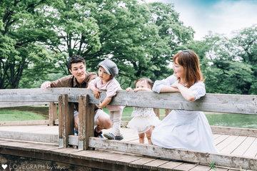 haruhina | ファミリーフォト(家族・親子)