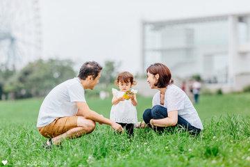 Mamoru Family | 家族写真(ファミリーフォト)