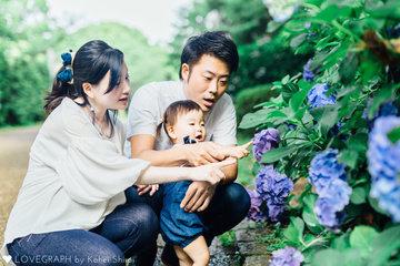 Lee Family | 家族写真(ファミリーフォト)