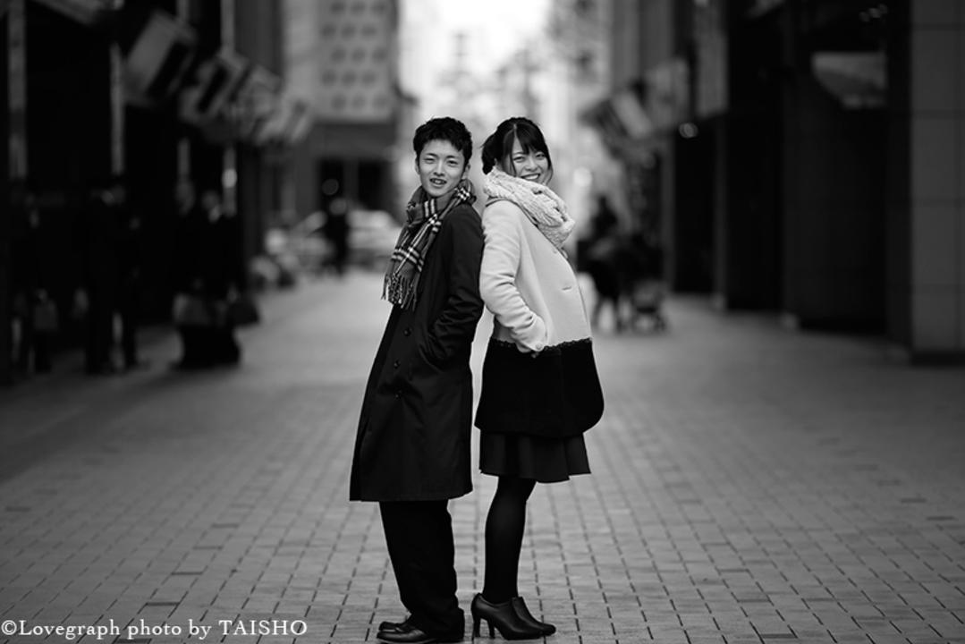 Manato × Sayaka | カップルフォト