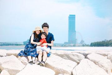 Hama family | 家族写真(ファミリーフォト)