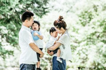 Tasuku 1st Birthday | 家族写真(ファミリーフォト)