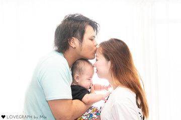 YOSHIDA Family♡ | 家族写真(ファミリーフォト)
