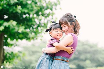 yumi×sara | 家族写真(ファミリーフォト)