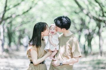 Koharu's memory | 家族写真(ファミリーフォト)